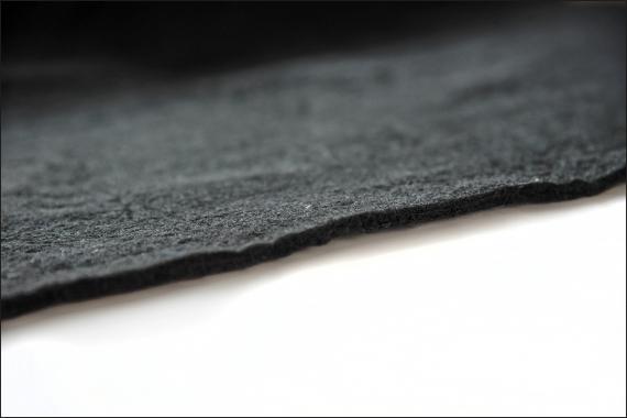Tessuto in fiocco preossidato